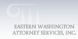 Eastern Washington Attorney Services